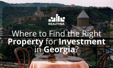 Where to Find the Right Property for Investment in Georgia?