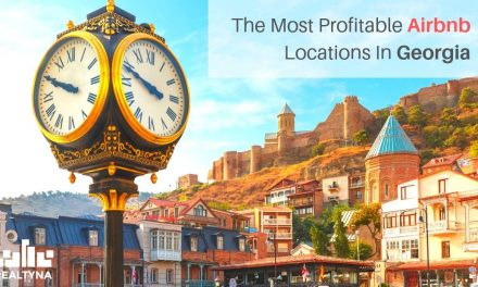 The Most Profitable Airbnb Locations In Georgia