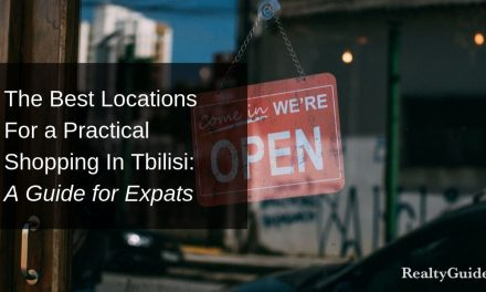 The Best Locations For a Practical Shopping In Tbilisi: A Guide for Expats