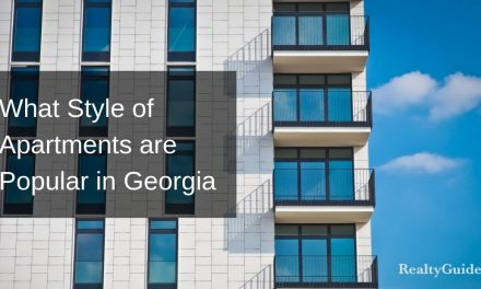 What Style of Apartments are Popular in Georgia