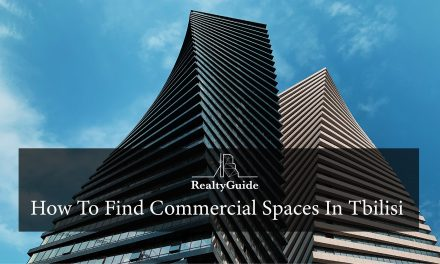 How To Find Commercial Spaces In Tbilisi
