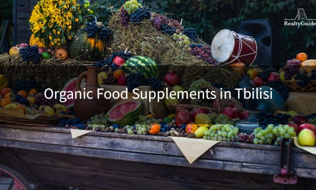 Organic Food Supplements in Tbilisi