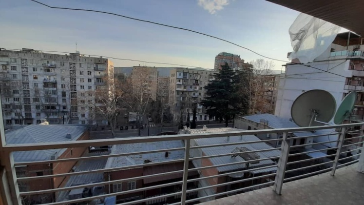 Otar Oniashvili, Tbilisi, 1 Bedroom Bedrooms, ,1 BathroomBathrooms,Apartment,For Sale,Otar Oniashvili,5,1185